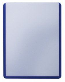 ULTRA PRO Top Loader – 3 x 4 Regular Blue Border (35pt)