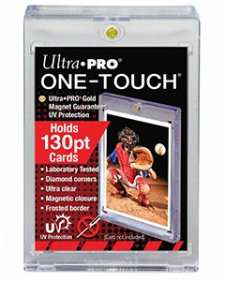 ULTRA PRO Specialty Holders – 130PT – UV One Touch w/Magnetic Closure
