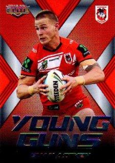 2015 NRL Elite Young Guns #YG26 Euan Aitken Dragons