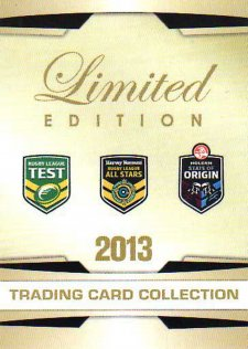 2013 NRL Limited Edition