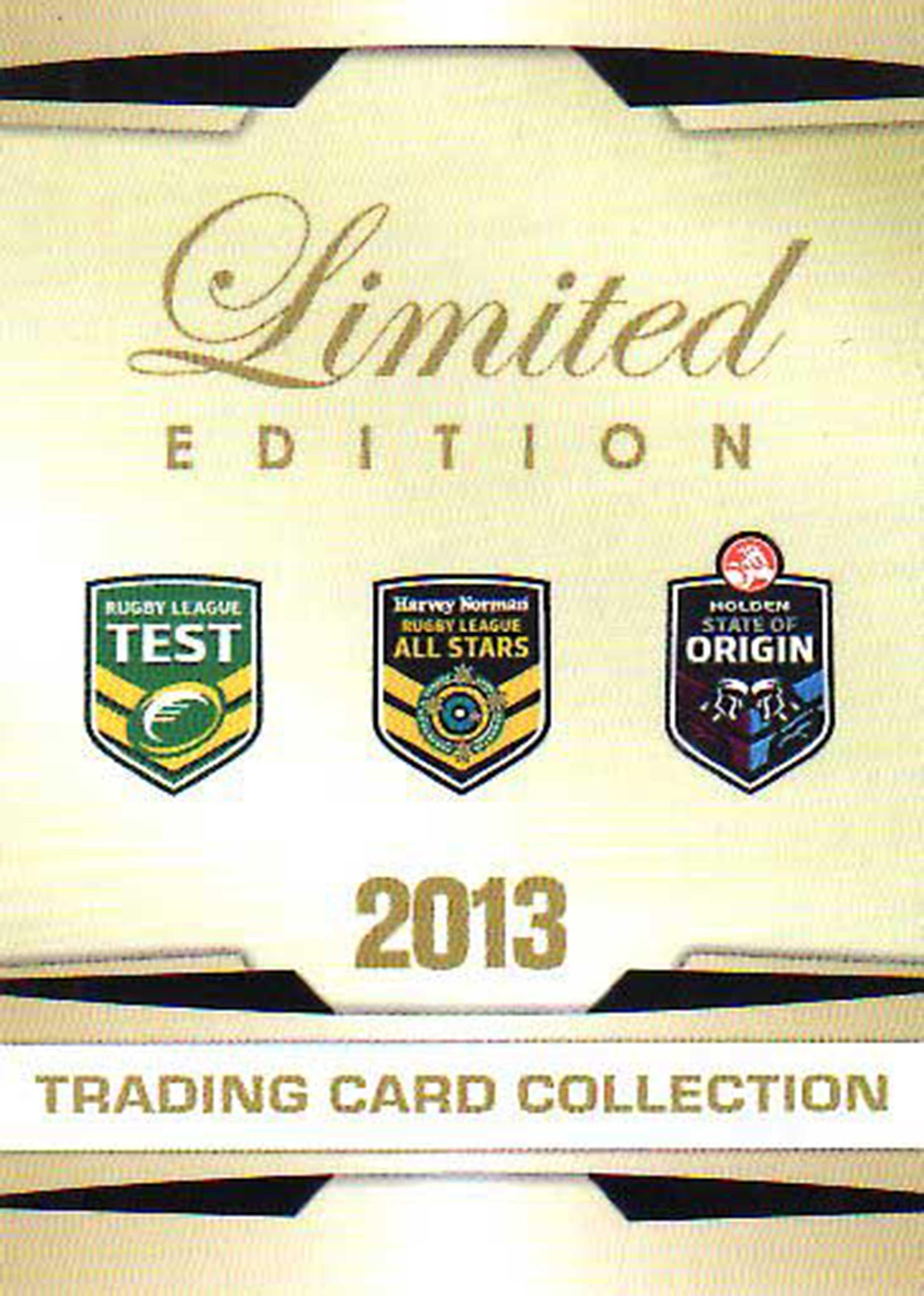 2013 NRL Limited Edition