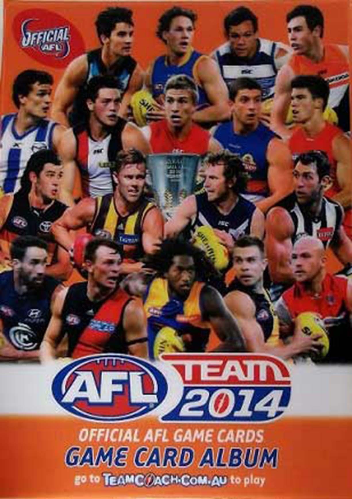 2014 AFL Teamcoach