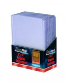 ULTRA PRO Top Loader – 3 x 4 Regular Clear (35pt)