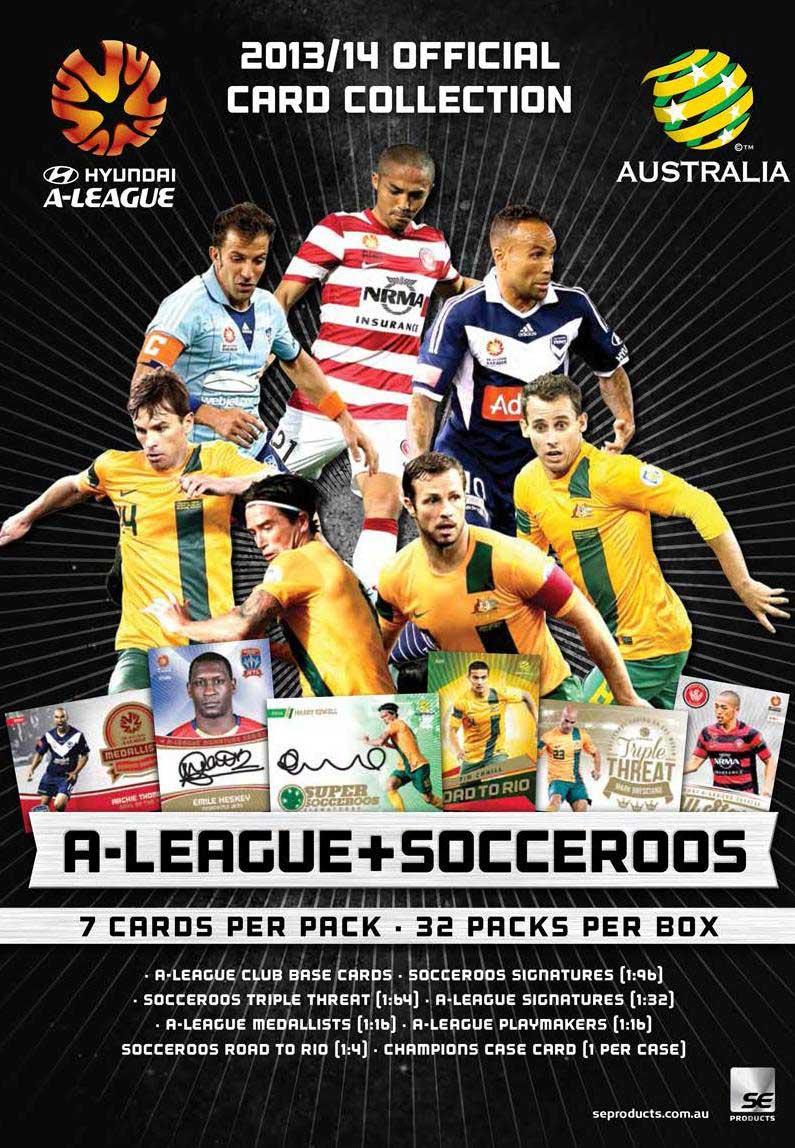 2013-2014 A-League + Socceroos