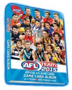 2015 AFL Teamcoach Album