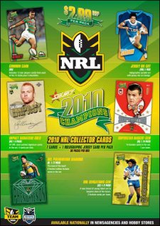 2010 NRL Champions