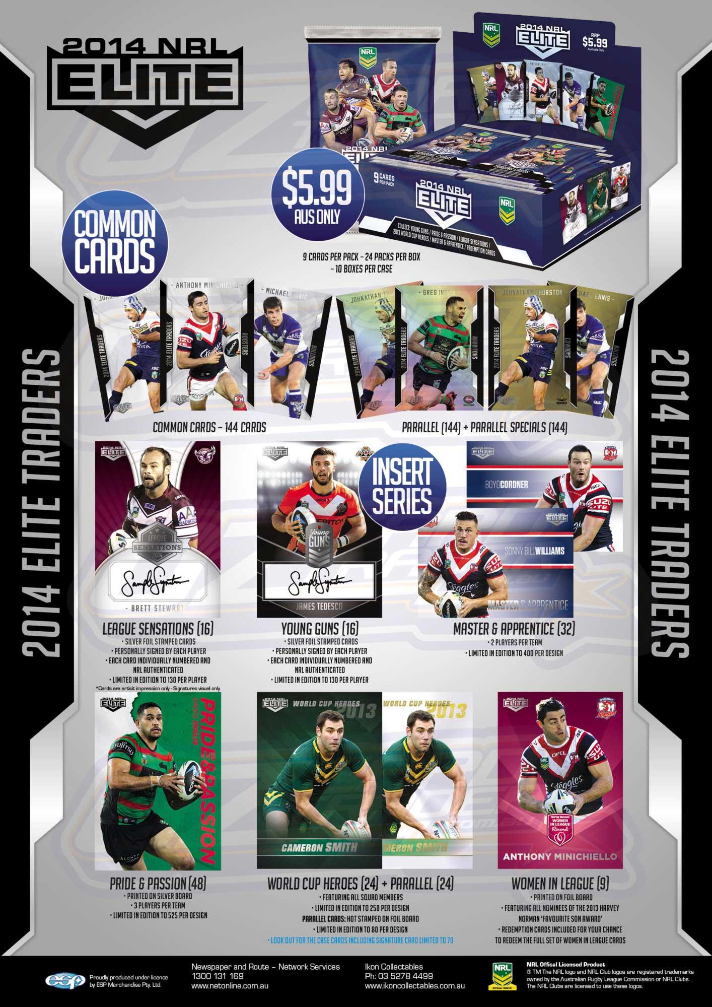 2014 NRL Elite