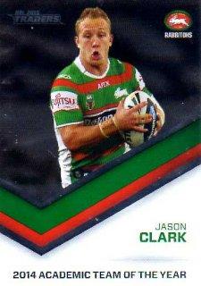 2015 NRL Traders Season to Remember #STR41 Jason Clark Rabbitohs