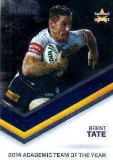 2015 NRL Traders Season to Remember #STR34 Brent Tate Cowboys