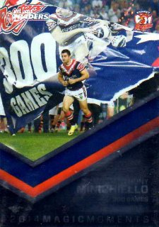 2015 NRL Traders Season to Remember #STR23 Anthony Minichiello Roosters