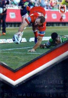 2015 NRL Traders Season to Remember #STR22 Jason Nightingale Dragons