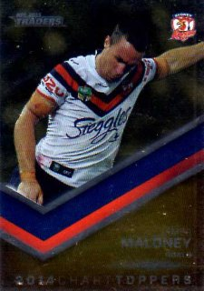 2015 NRL Traders Season to Remember #STR9 James Maloney Roosters