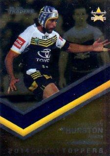 2015 NRL Traders Season to Remember #STR3 Johnathan Thurston Cowboys