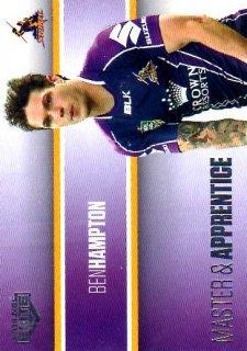 2014 NRL Elite Master & Apprentice #MA14 Ben Hampton Storm