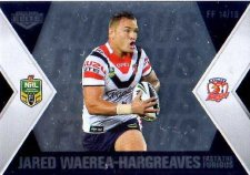 2013 NRL Elite Fast & Furious #FF13 Hargreaves / Kenny-Dowall Roosters