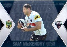 2013 NRL Elite Fast & Furious #FF10 McKendry / Tighe Panthers
