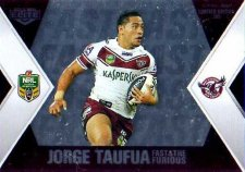 2013 NRL Elite Fast & Furious #FF6 Matai / Taufua Sea Eagles