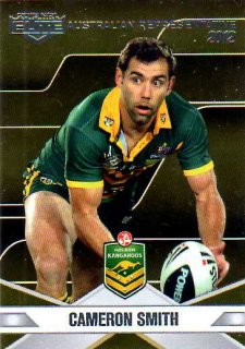 2013 NRL Elite Australian Representative AR1 Cameron Smith Storm Australia