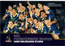 2013 NRL Traders Premierships #P2 1999 Melbourne Storm