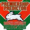 2012 NRL Dynasty Top Try Scorer #TT13 Andrew Everingham Rabbitohs with Redeemed Predictor