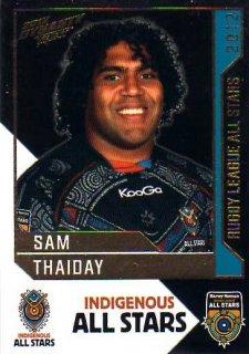 2012 NRL Dynasty All Stars #AS11 Sam Thaiday Broncos