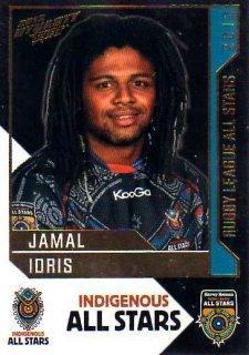 2012 NRL Dynasty All Stars #AS12 Jamal Idris Titans