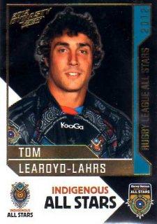 2012 NRL Dynasty All Stars #AS8 Tom Learoyd-Lahrs Raiders