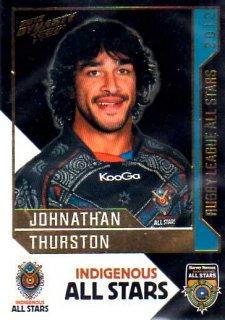 2012 NRL Dynasty All Stars #AS6 Johnathan Thurston Cowboys