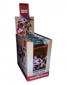 2012 ESP NRL Limited Edition Sealed Trading Card Box