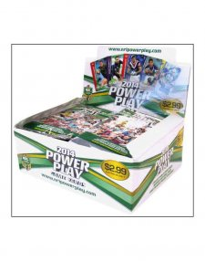 2014 NRL Power Play Factory Sealed Box