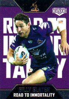 2015 NRL Elite Case Card #CC2 Billy Slater Storm