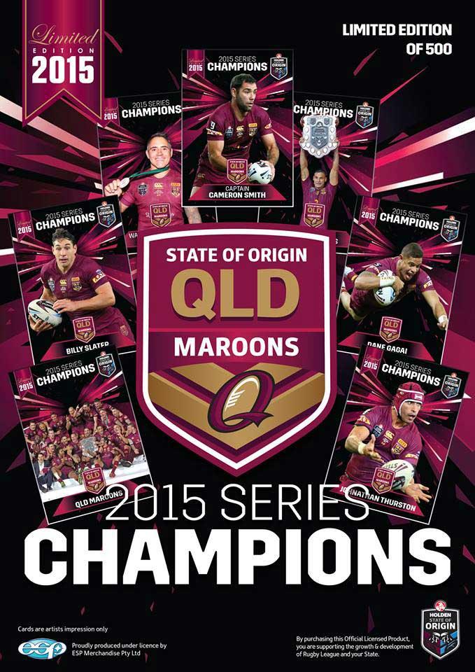 2015 State of Origin