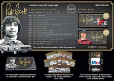 Peter Brock The Early Years Boxes Set