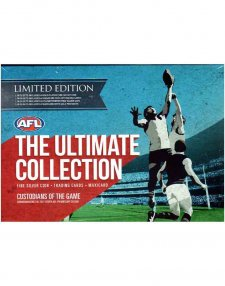 2015 AFL The Ultimate Collection Card Coin Stamp Box Set