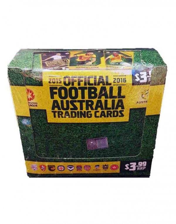 2015/16 FFA & A-League Sealed Soccer Box