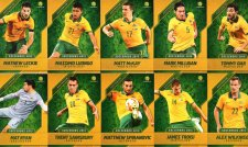 2015/16 FFA & A-League 20-Card Team Set Australian Socceroos