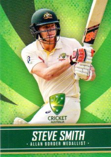 2015/16 CA & BBL Cricket Medal Winners # MW-01 Steve Smith