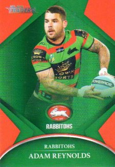 2016 NRL Traders Parallel #P119 Adam Reynolds Rabbitohs