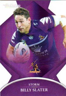 2016 NRL Traders Parallel #P69 Billy Slater Storm
