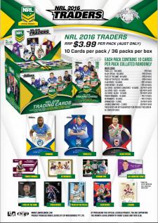 2016 NRL Traders