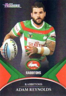 2016 NRL Traders Black Special Parallel #PS59 Adam Reynolds Rabbitohs