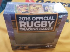 2016 Rugby Union Box Trading Cards