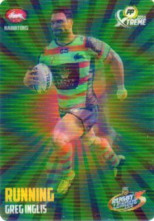 2016 NRL Xtreme Powerplay Skills 3D #SK12 Greg Inglis Rabbitohs