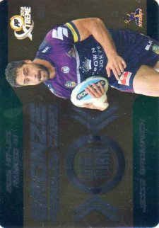 2016 NRL Xtreme Powerplay Power Card #PC11 Jesse Bromwich Storm