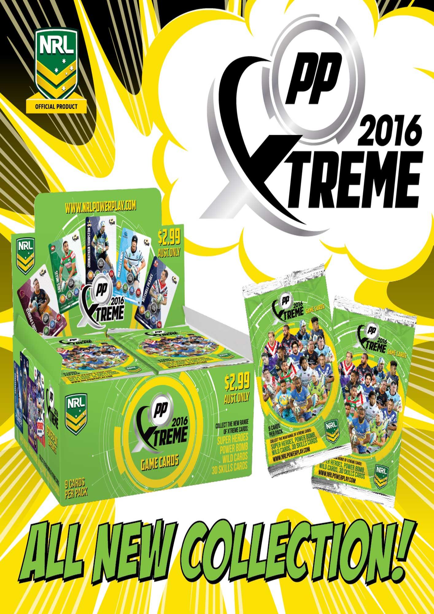 2016 NRL Xtreme Powerplay