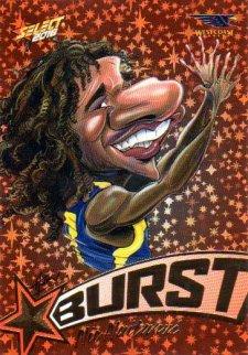Starburst Caricature