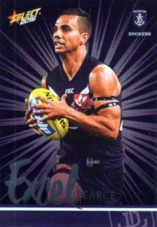 2016 AFL Footy Stars Excel Parallel #EP73 Danyle Pearce Dockers