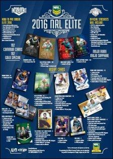 2016 NRL Elite