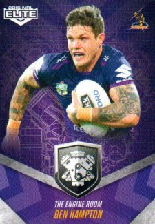 2016 NRL Elite Engine Room #ER28 Ben Hampton Storm