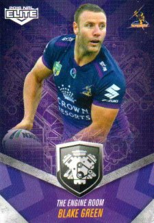 2016 NRL Elite Engine Room #ER27 Blake Green Storm